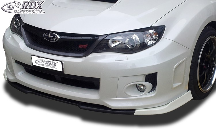 RDX Frontspoiler VARIO-X SUBARU Impreza 3 (GR) WRX STI Frontlippe Front Ansatz Vorne Spoilerlippe
