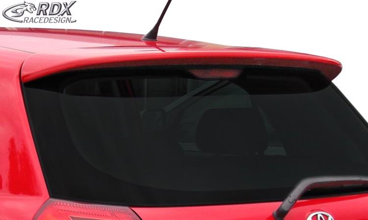 "RDX Heckspoiler Toyota Corolla (2002+) Dachspoiler Spoiler ""T Sport Look"""