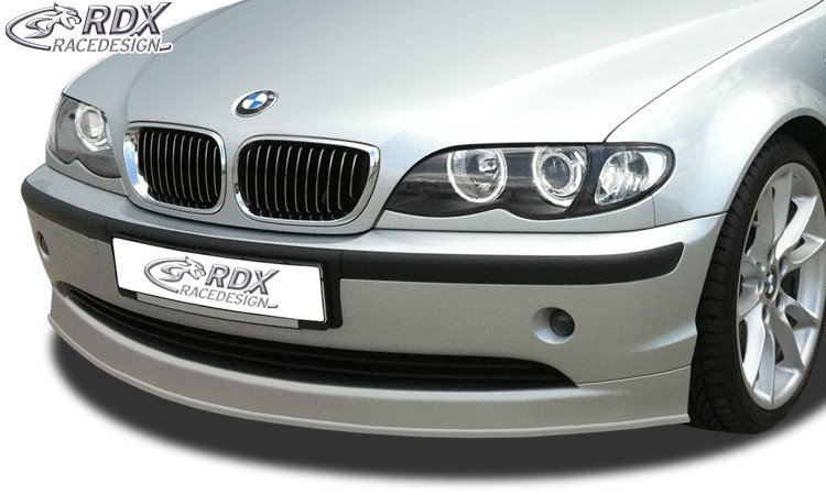 rdx frontspoiler bmw e46 limousine touring facelift. Black Bedroom Furniture Sets. Home Design Ideas
