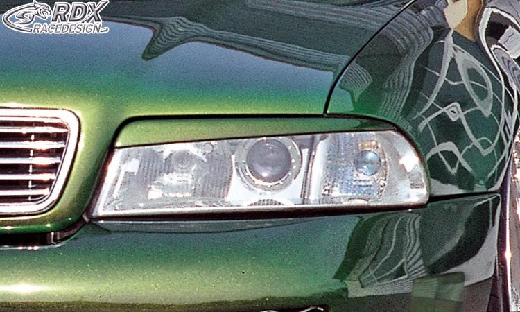 RDX Scheinwerferblenden Audi A4 B5 (bis 1999) Böser Blick