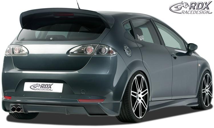 RDX Heckspoiler für SEAT Leon 1P (große Version) Dachspoiler Spoiler