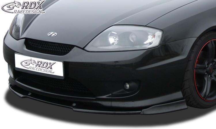 RDX Frontspoiler VARIO-X HYUNDAI Coupe GK 2005-2007 Frontlippe Front Ansatz Vorne Spoilerlippe