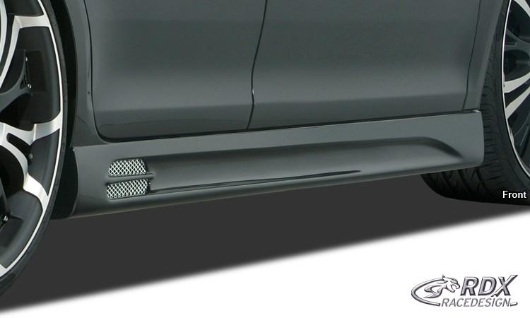 "RDX Seitenschweller Skoda Fabia 2 Typ 5J (-2010 & Facelift 2010+) ""GT-Race"""