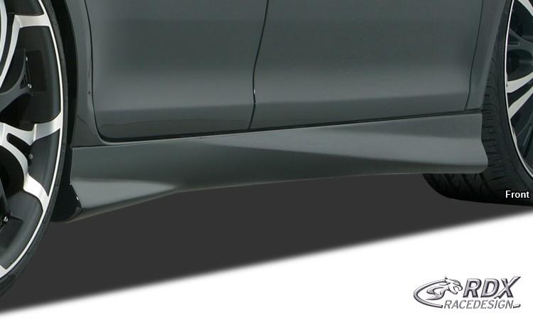 "RDX Seitenschweller Skoda Fabia 2 Typ 5J (-2010 & Facelift 2010+) ""Turbo"""