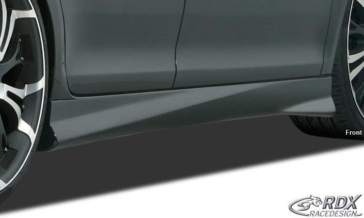 "RDX Seitenschweller Skoda Fabia 2 Typ 5J (-2010 & Facelift 2010+) ""TurboR"""