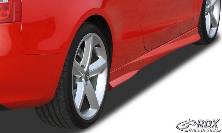 """RDX Seitenschweller Audi A5 Coupe + Cabrio """"Turbo"""""""