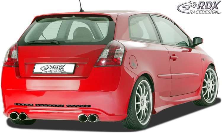 "RDX Heckstoßstange Fiat Stilo ""GTI-Five"" Heckschürze Heck"