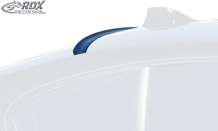 RDX Hecklippe oben BMW 5er F10 Heckscheibenblende Heckscheibenspoiler