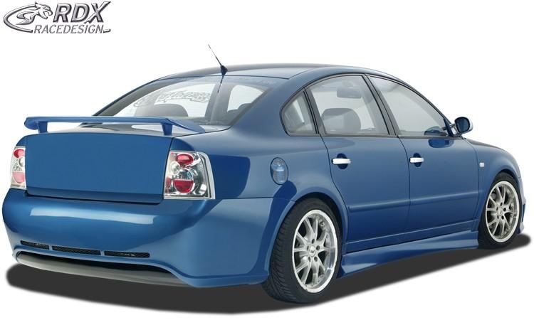 "RDX Heckstoßstange VW Passat 3B Limousine ""GTI-Five"" Heckschürze Heck"