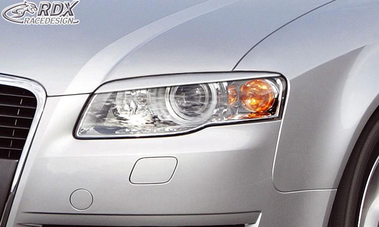RDX Scheinwerferblenden Audi A4 B7 Böser Blick