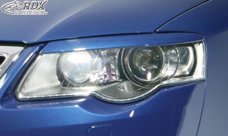 RDX Scheinwerferblenden VW Passat 3C Böser Blick