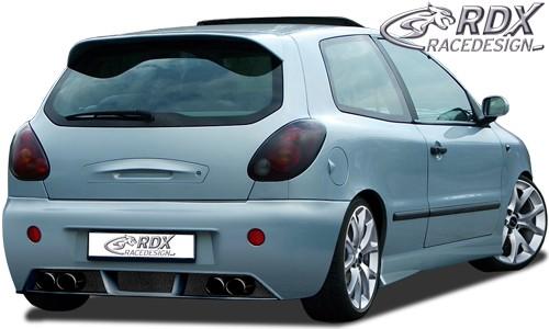 "RDX Heckstoßstange Fiat Bravo 1 ""Turbo"" Heckschürze Heck"