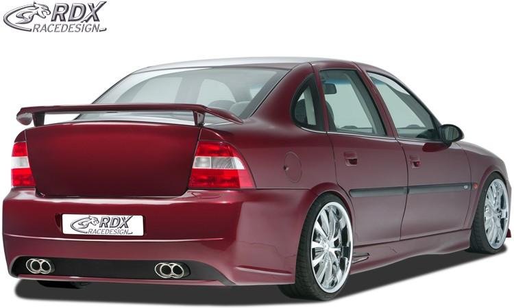 "RDX Heckstoßstange Opel Vectra B mit KZ-Mulde ""NewStyle"" Heckschürze Heck"