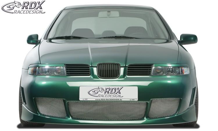 """RDX Frontstoßstange für SEAT Leon 1M """"GT-Race"""" Frontschürze Front"""