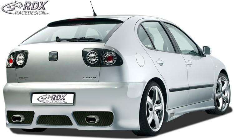 "RDX Heckstoßstange Seat Leon 1M ""GT-Race"" Heckschürze Heck"