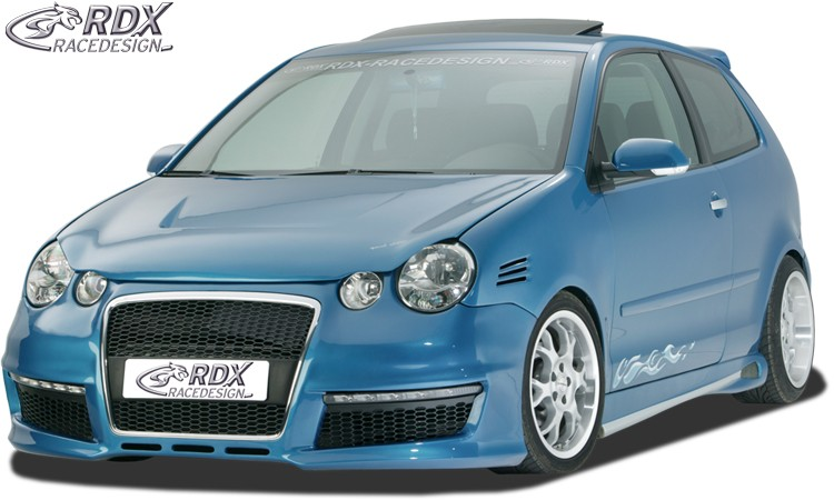 """RDX Frontstoßstange VW Polo 9N """"SingleFrame"""" Frontschürze Front"""