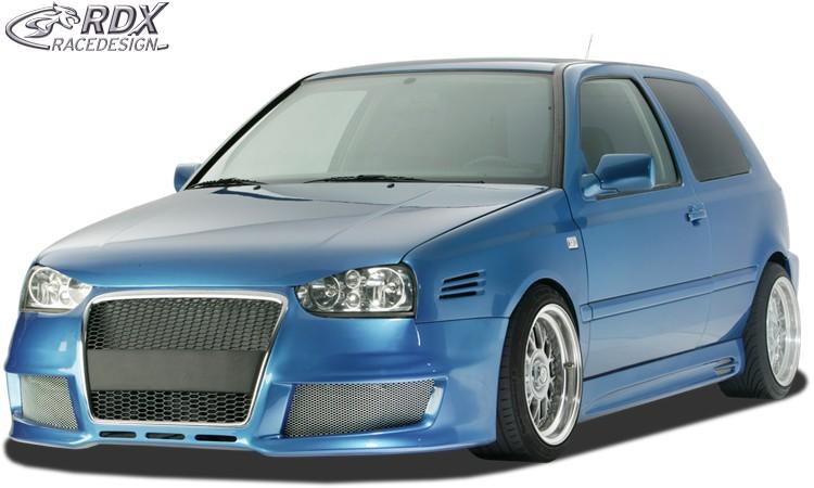 "RDX Frontstoßstange VW Golf 3 ""SingleFrame"" Frontschürze Front"