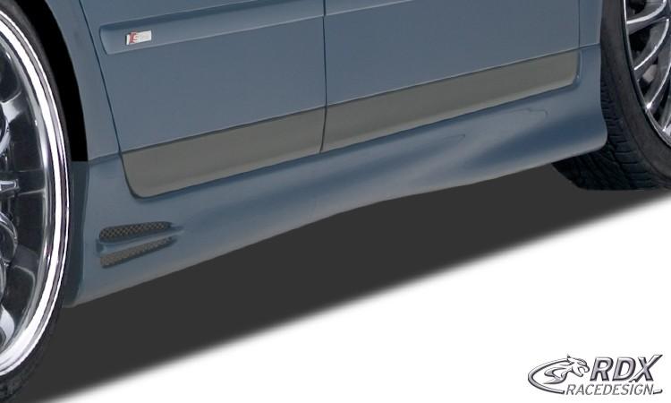"""RDX Seitenschweller Audi A4 B6 8E """"GT4"""""""