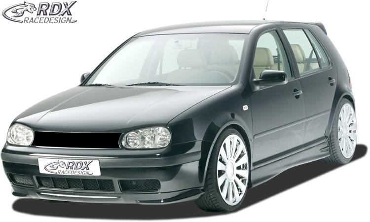 rdx front spoiler vw golf 4 gt4. Black Bedroom Furniture Sets. Home Design Ideas