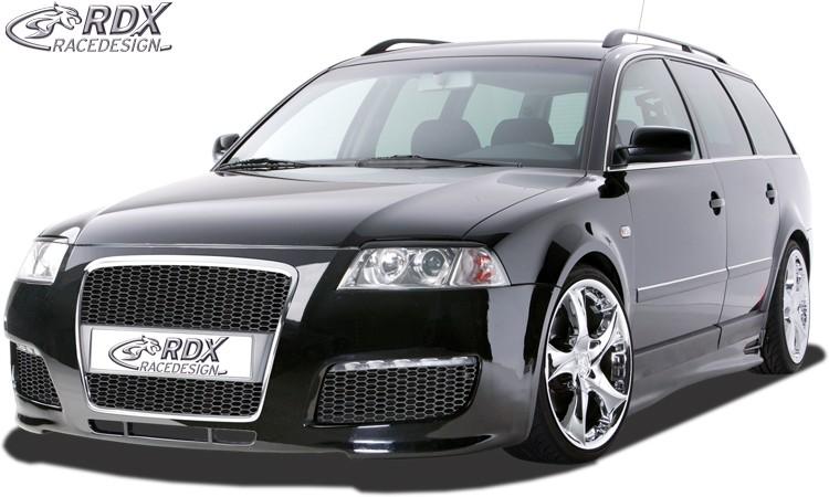 "RDX Frontstoßstange VW Passat 3BG ""SingleFrame"" Frontschürze Front"