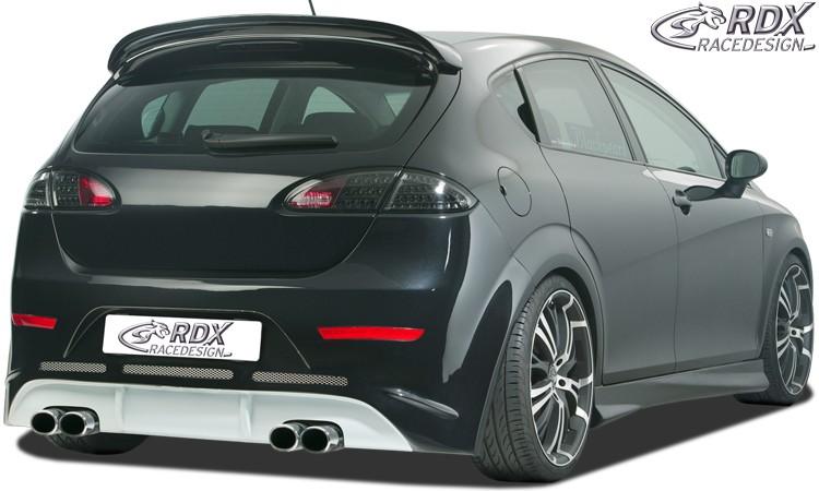 "RDX Heckstoßstange Seat Leon 1P ""GTI-Five"" Heckschürze Heck"