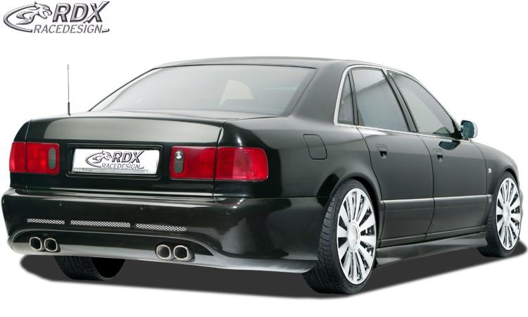 "RDX Heckstoßstange Audi Audi A8 D2 ""SingleFrame"" Heckschürze Heck"