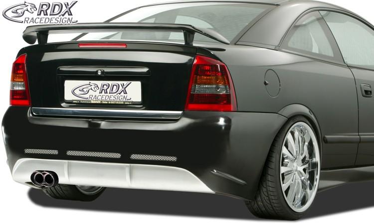 "RDX Heckspoiler für OPEL Astra G Coupe / Cabrio ""GT-Race"" Heckflügel Spoiler"