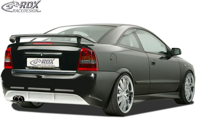 "RDX Heckstoßstange Opel Astra G Coupe / Cabrio ""NewStyle"" Heckschürze Heck"