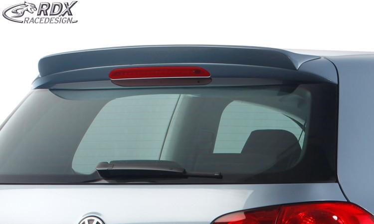 RDX Heckspoiler VW Golf 6 (kleine Version) Dachspoiler Spoiler