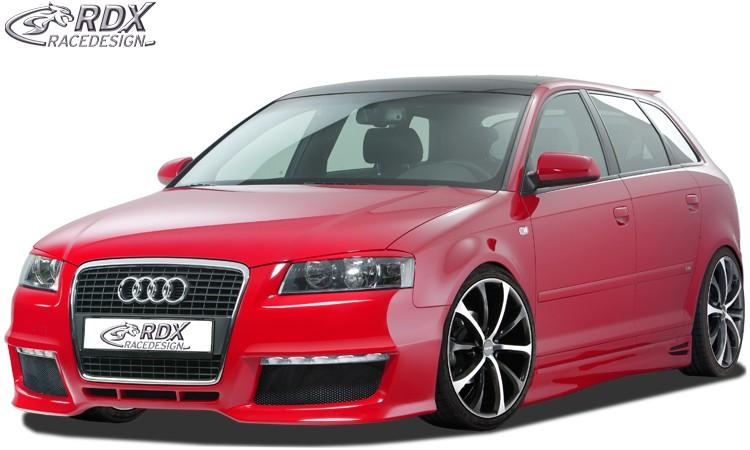 RDX Frontstoßstange Audi A3 8P Sportback Frontschürze Front