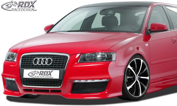 RDX Frontstoßstange Audi A3 8P Facelift (Mod. 2006 - 2008) Frontschürze Front