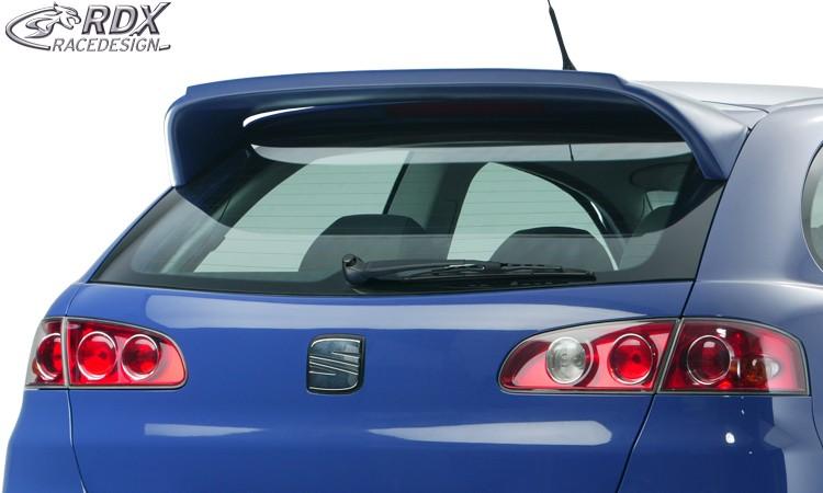 RDX Heckspoiler Seat Ibiza 6L (große Version) Dachspoiler Spoiler
