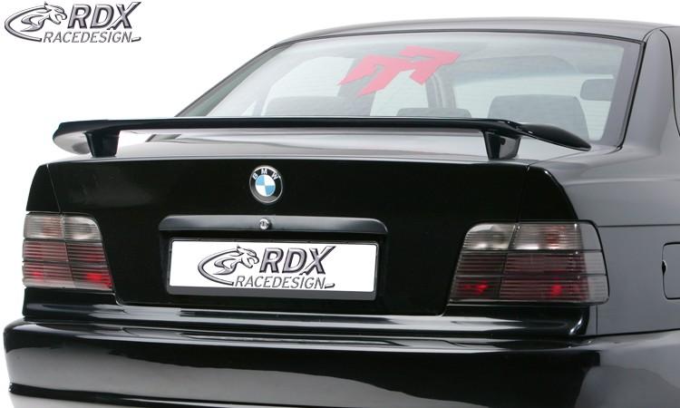 "RDX Heckspoiler BMW E36 ""GT-Race"" Heckflügel Spoiler"