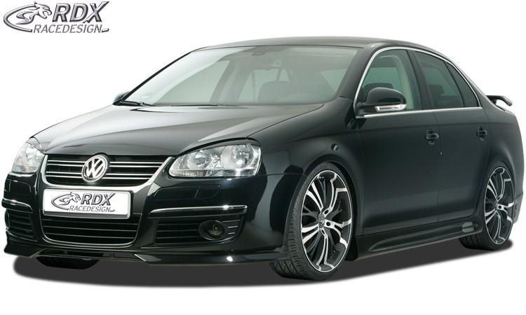 RDX Frontspoiler für VW Jetta 5 Frontlippe Front Ansatz Spoilerlippe