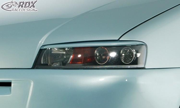RDX Scheinwerferblenden Fiat Punto 2 Böser Blick