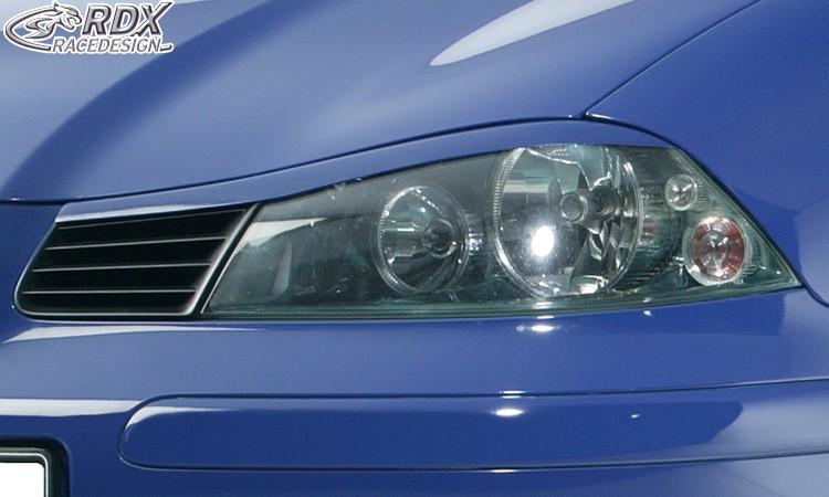 RDX Scheinwerferblenden Seat Cordoba 6L Böser Blick