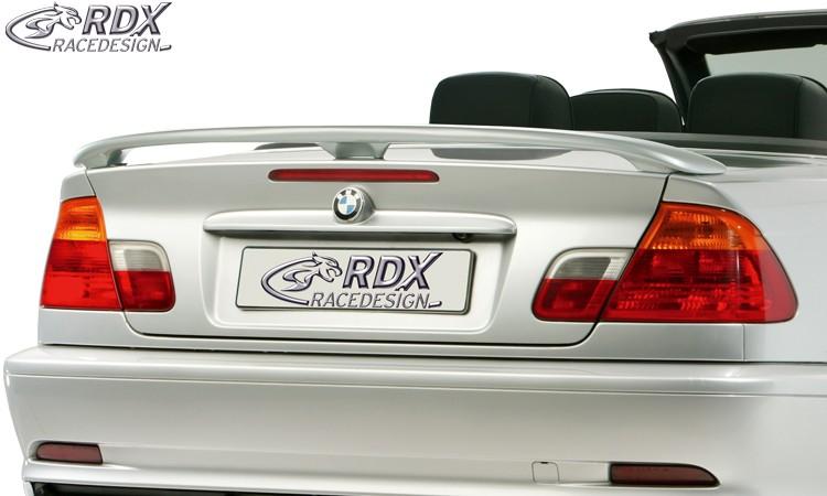 RDX Heckspoiler für BMW E46 Spoiler