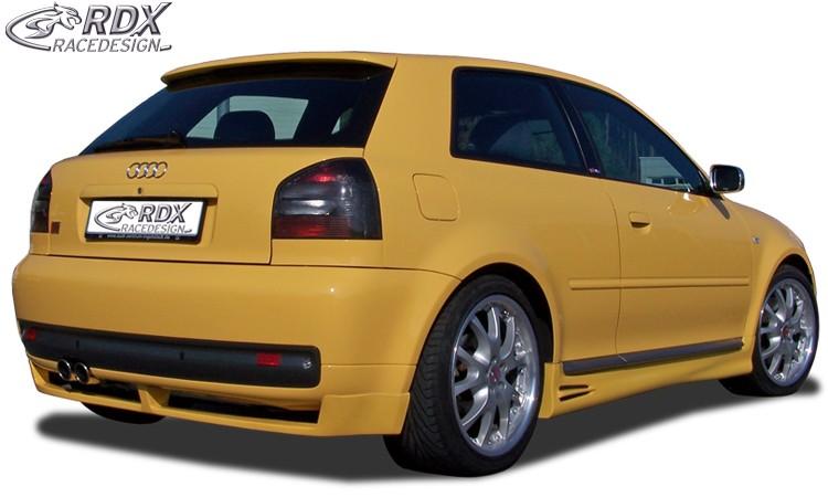 RDX Heckansatz Audi S3 8L Heckschürze Heck