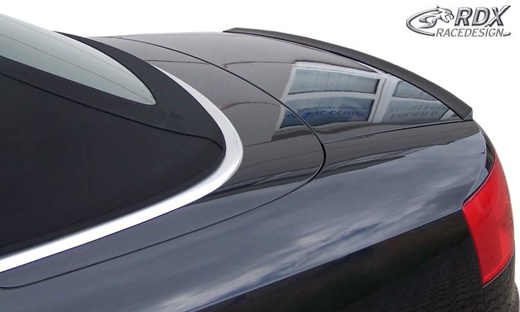 RDX Hecklippe für AUDI A6 4B C5 Limousine Heckklappenspoiler Heckspoiler