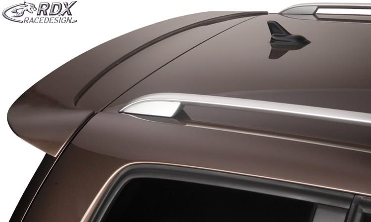 RDX Heckspoiler für VW Touran 1T1 Facelift 2011+ Dachspoiler Spoiler