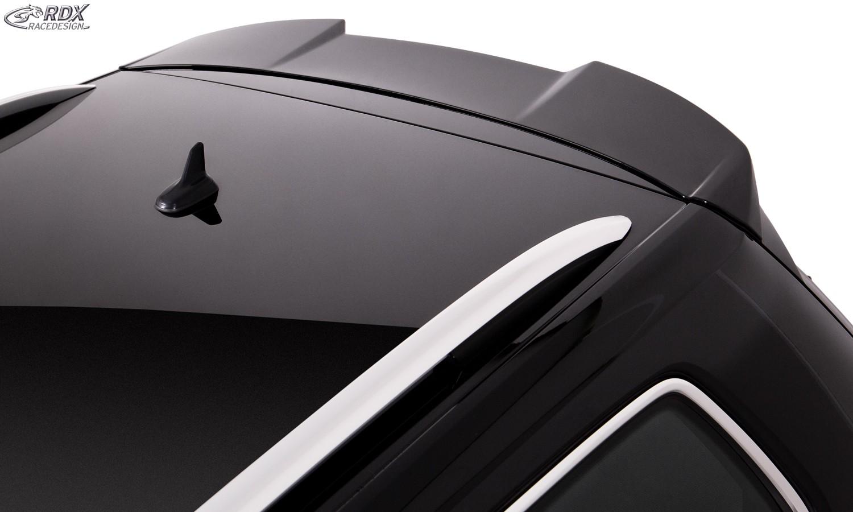 RDX Roof Spoiler for Touran 5T 2015+ Rear Wing Trunk Spoiler