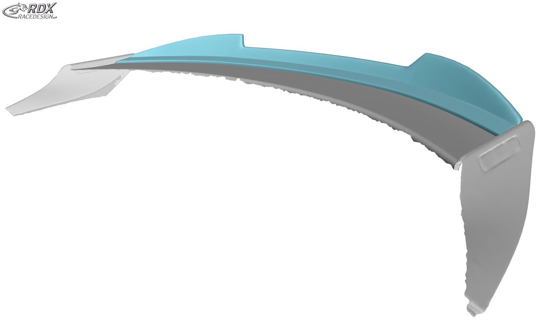 RDX Abrisskante / Heckspoilerlippe für MERCEDES A-Klasse W176 i.V.m. Brabus-Spoiler