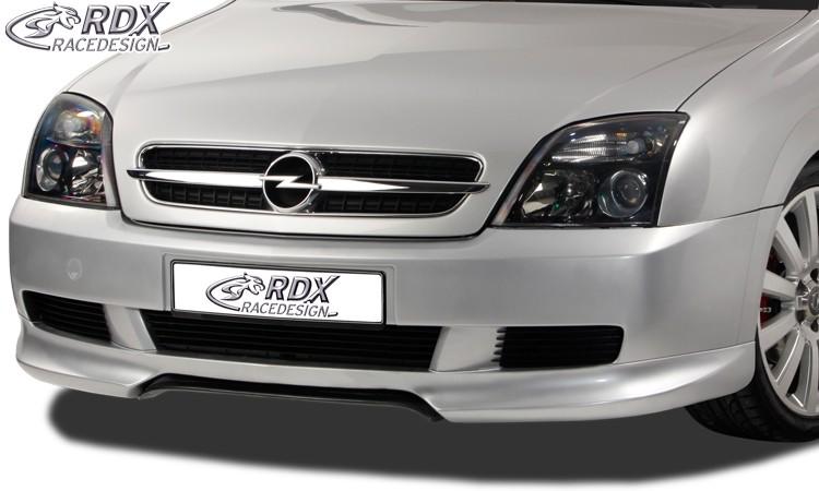 RDX Frontspoiler OPEL Vectra C (-2005) Frontlippe Front Ansatz Spoilerlippe