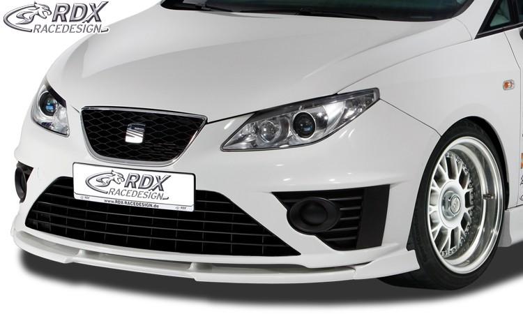 RDX Frontspoiler VARIO-X SEAT Ibiza 6J mit Seat Aerodynamik-Kit -03/2012 Frontlippe Front Ansatz Vorne Spoilerlippe