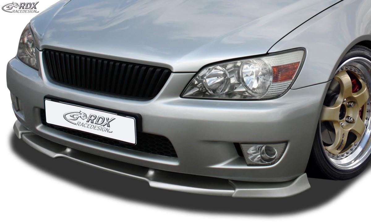 RDX Frontspoiler VARIO-X LEXUS IS (XE1) nicht Sportcross Frontlippe Front Ansatz Vorne Spoilerlippe