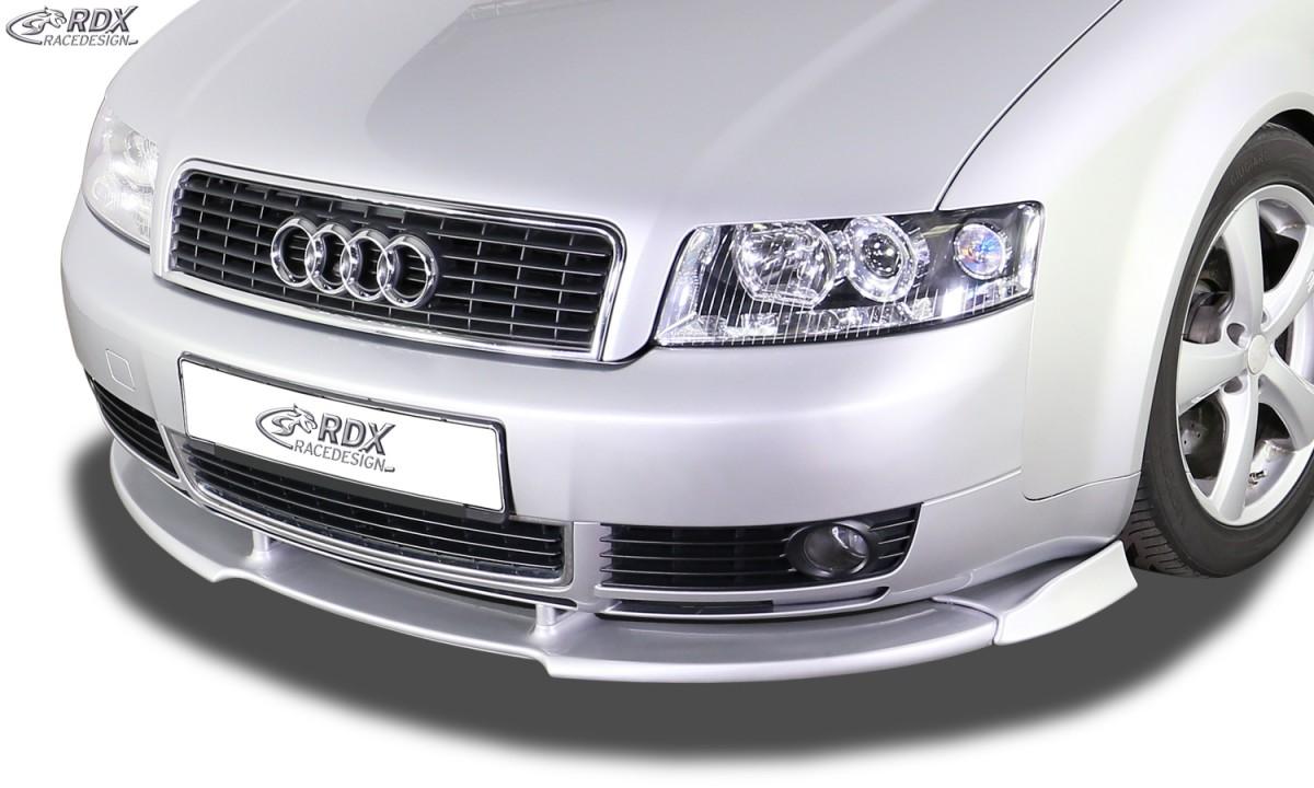 RDX Frontspoiler VARIO-X AUDI A4 8E B6 Frontlippe Front Ansatz Vorne Spoilerlippe