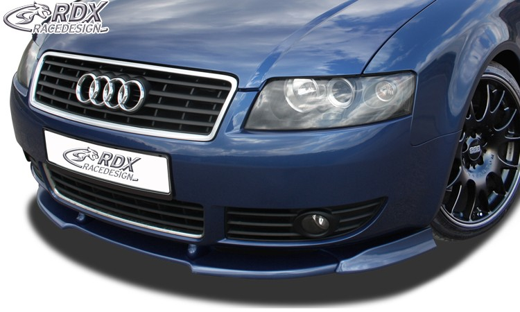 RDX Frontspoiler VARIO-X AUDI A4 8H Cabrio -2005 Frontlippe Front Ansatz Vorne Spoilerlippe
