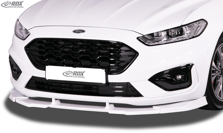 RDX Frontspoiler VARIO-X für FORD Mondeo ST-Line 2019+ Frontlippe Front Ansatz Vorne Spoilerlippe