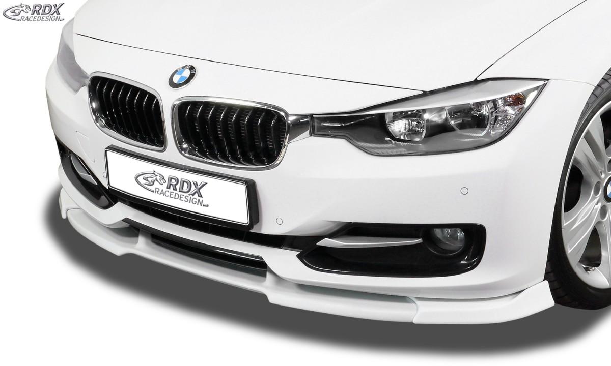 RDX Frontspoiler VARIO-X BMW 3er F30 -2015 Frontlippe Front Ansatz Vorne Spoilerlippe