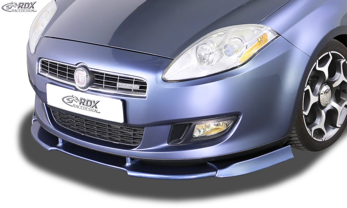 RDX Frontspoiler VARIO-X FIAT Bravo (198) 2007-2014 Frontlippe Front Ansatz Vorne Spoilerlippe